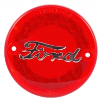 Taillight Lens - w/Ford Script
