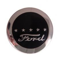Horn Button - Black - 5 Star Cab