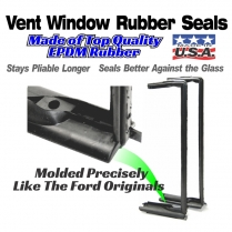 Vent Window Rubber Seals - Victoria