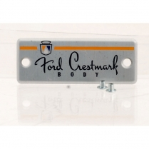 Crestmark Seat Emblem