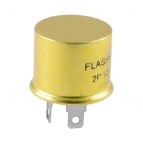 Turn Signal Flasher 12V - 2 Prong