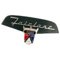 Deck Lid Emblem