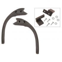 Top Rear of Door Seal - Hardtop & Convertible