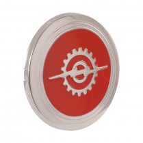 Horn Button w Red Center