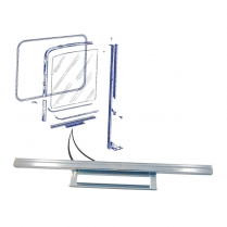 Door Glass Lift Channel