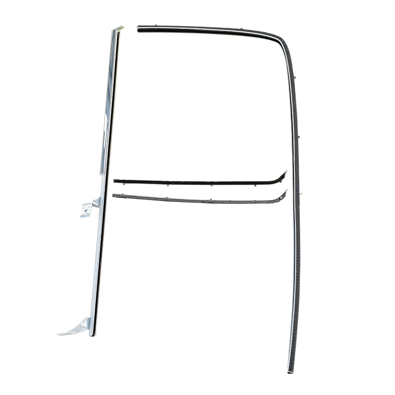 Door Glass Anti Rattler Kit 1956 Ford Truck Product Details Dennis Carpenter Ford Restoration Parts For Trucks Broncos Cars Tractors And Cushman Scooters