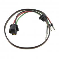 Headlight Bucket Wire - Left