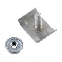 Top Fin Molding Clip
