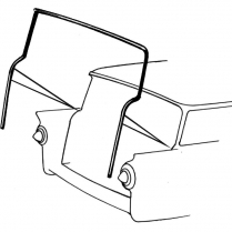 Wagon Lift Gate Seal