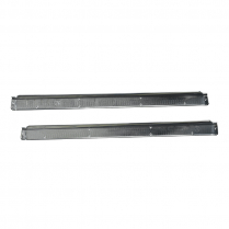 Door Scuff Plates - 2 Door - Pair