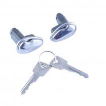 Door Lock Cylinders w/key