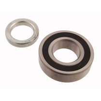 Axle Bearing - 1966-77 Ford Bronco, 1957-69 Ford Car