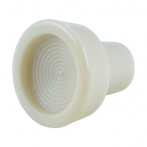 Heater Knob In White