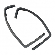 Vent Window Rubber Seals - All - 1959 Ford Car