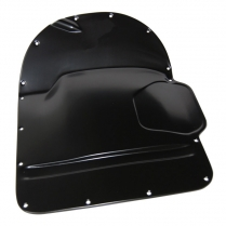 Floor Trans Cover Plate - 1953-56 Ford Truck