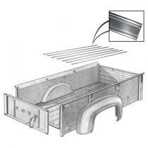 Bed Strip Set - No Holes