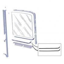 Door Glass Anti-Rattlers