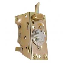 Door Lock Assembly In Door