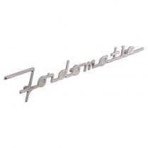 Hood Name Plate - Fordomatic