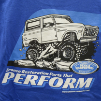 Classic Ford BRONCO T-Shirt