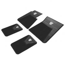 Floor Mats - Set of 4 Black