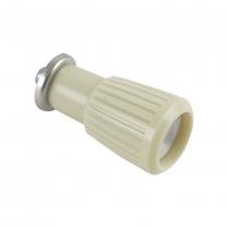 Cigar Lighter Knob - White