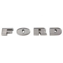 Ford Letters For Hood