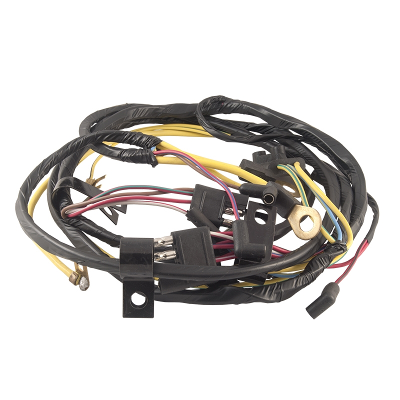 Wiring Harness Main - 1961-63 Ford Truck - Product Details Dennis Carpenter Ford  Restoration Parts for Trucks, Broncos, Cars, Tractors and Cushman ScootersDennis Carpenter
