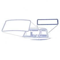 Back Glass Seal - Unibody