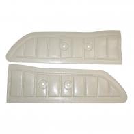 C1TZ-8123890-PR 1961-66 DOOR PANELS WHITE
