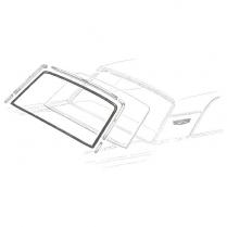 Back Glass Seal - Fairlane - 2 Door Hardtop