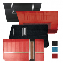 Front Door Panels | 1963-68 Ford Galaxie Car
