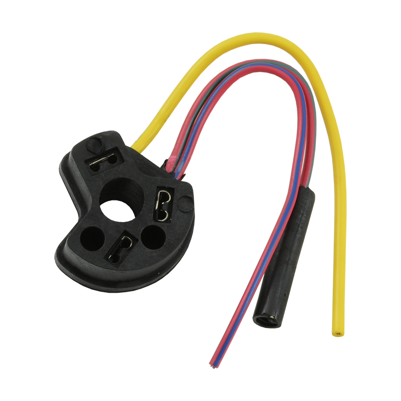 IGNITION SWITCH PIGTAIL for 1961-67 Ford Trucks, 1966-77 Ford Broncos,  1960-66 Ford Cars | Dennis Carpenter Ford Restorations | Ford Ignition Switch Pigtail Wiring |  | Dennis Carpenter