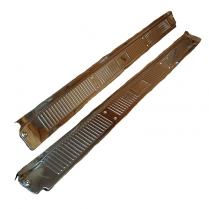 Door Scuff Plates - 2 Door - Pair - Thunderbird