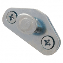 Door Striker Plate - Right or Left