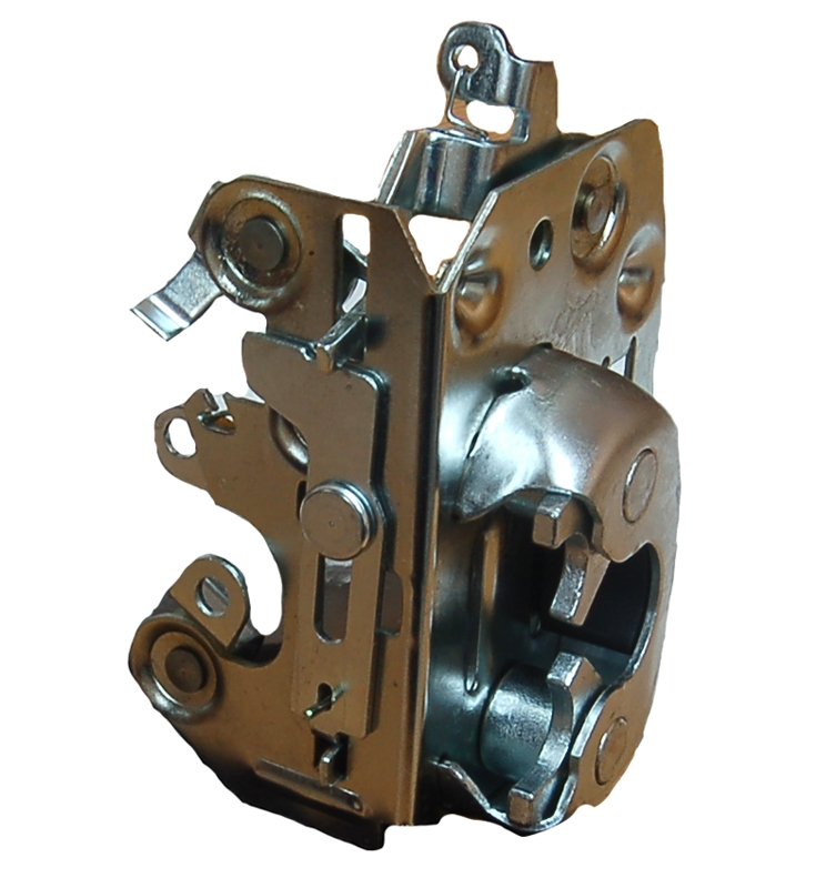 Door Latch Assembly - Left - 1966 Ford Car