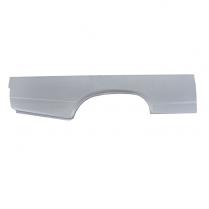 Rear Quarter Panel - RH Full Lower Rear