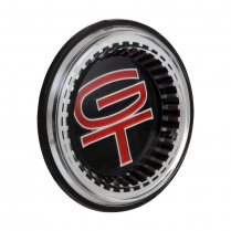 Grille Ornament Insert GT - 1966 Ford Car