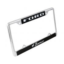 BRONCO License Plate Frame