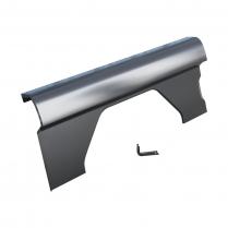 Upper Roll & Inner Quarter Panel - Right