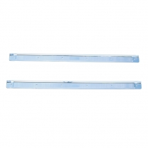 Door Scuff Plates - 2 Door - Pair - Fairlane
