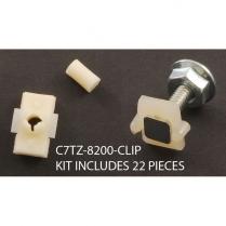 Grille Moulding Clip Kit