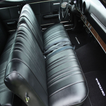 Seat Upholstery | Front and Rear Sets - 1963-67 Ford Torino Car