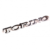 Torino Script On Quarter Panel