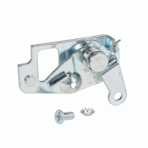 Door Latch Link Assembly - LH - 1968-72 Ford Truck, 1968-77 Ford Bronco