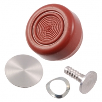 Window Crank Handle Knob - Red