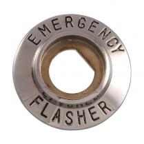 Emergency Flasher Bezel On Dash