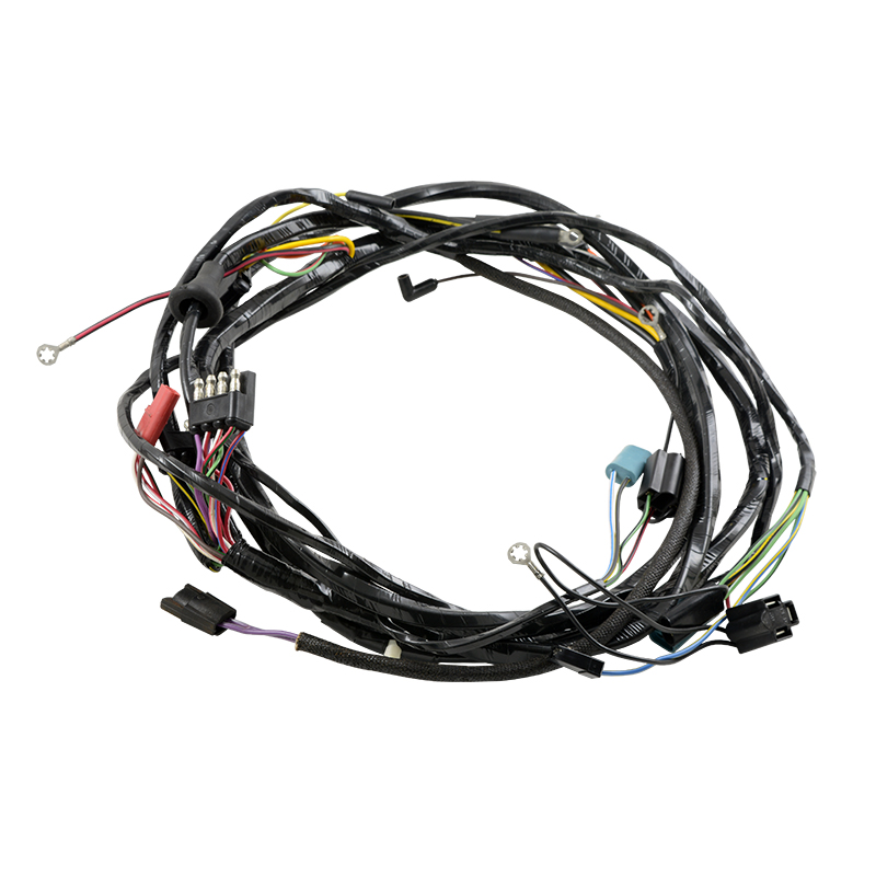 dash panel to headlamp wiring harness - 1968 ford bronco dennis carpenter  ford restoration parts for trucks, broncos, cars, tractors and cushman  scooters  dennis carpenter