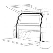 Lift Gate Upper, Side & Tailgate Side Seal