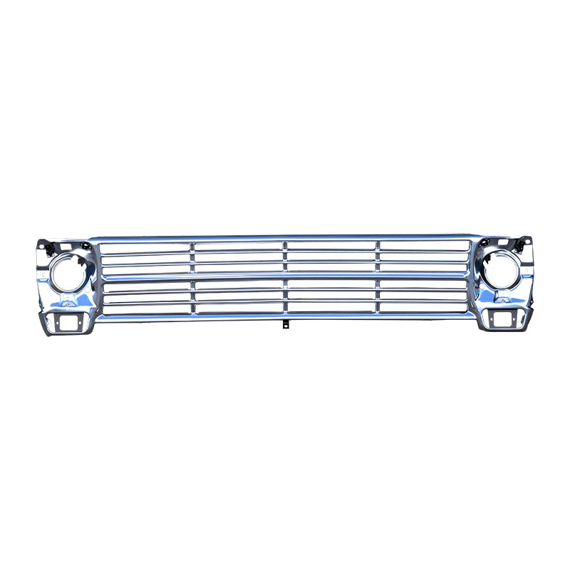 OS**GRILLE BRIGHT FINISH 1968-